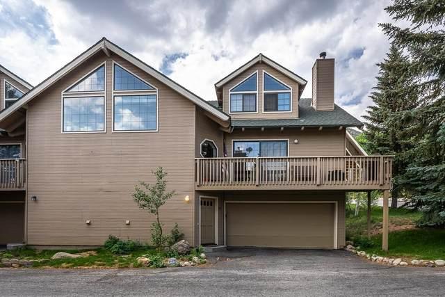 117 Lake Manor Pl #20, Crowley Lake, CA 93546 (MLS #210601) :: Millman Team