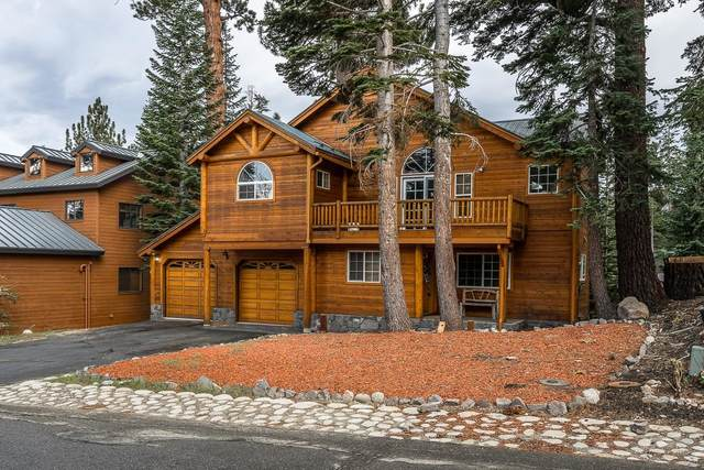 121 Twin Lakes Lane, Mammoth Lakes, CA 93546 (MLS #210612) :: Mammoth Realty Group