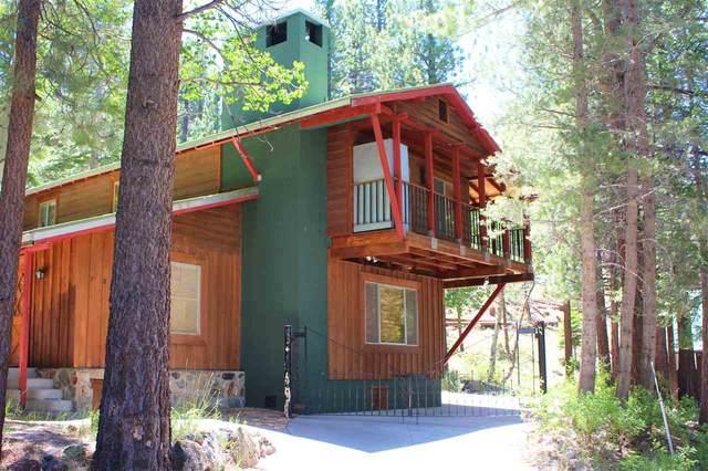 782 Palisades Drive, June Lake, CA 93529 (MLS #210617) :: Mammoth Realty Group