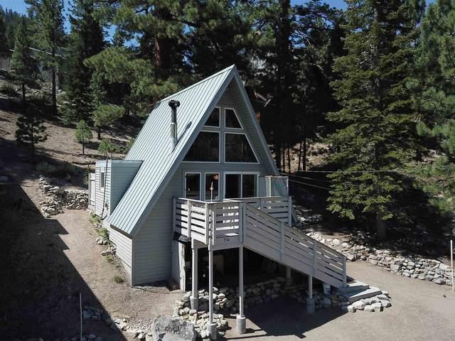 714 Piute Drive, June Lake, CA 93529 (MLS #210645) :: Mammoth Realty Group