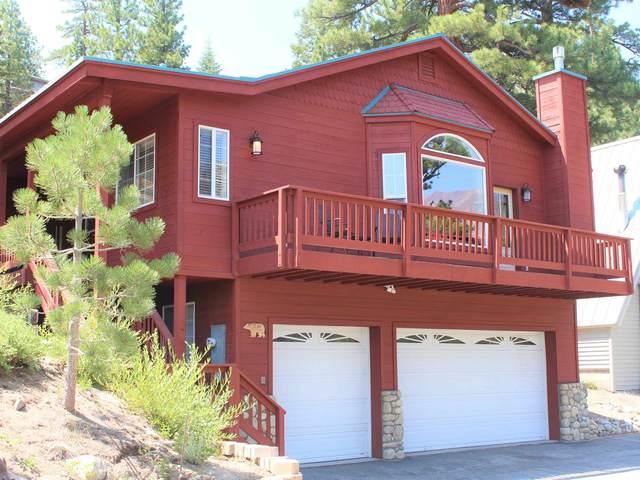 724 Piute Drive, June Lake, CA 93529 (MLS #210648) :: Millman Team