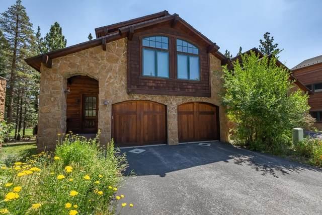 5808 Minaret Rd #13, Mammoth Lakes, CA 93546 (MLS #210658) :: Mammoth Realty Group
