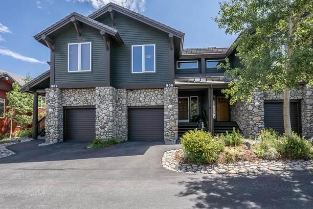 808 Fairway Circle, Mammoth Lakes, CA 93546 (MLS #210669) :: Millman Team