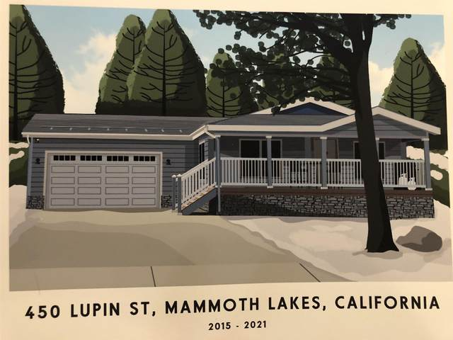 450 Lupin St., Mammoth Lakes, CA 93546 (MLS #210687) :: Mammoth Realty Group