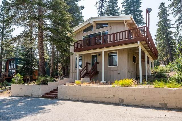 36 Monterey Pines Road, Mammoth Lakes, CA 93546 (MLS #210741) :: Mammoth Realty Group