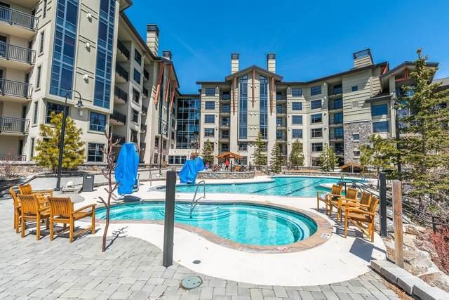 50 Hillside  #525 Drive, Mammoth Lakes, CA 93546 (MLS #210771) :: Mammoth Realty Group