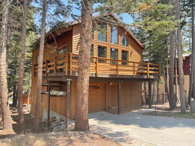27 Monterey Pine Road, Mammoth Lakes, CA 93546 (MLS #210789) :: Mammoth Realty Group