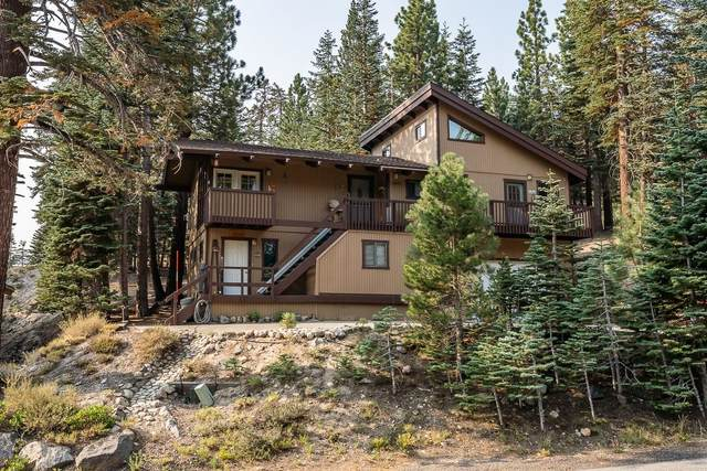 1401 Forest Trail, Mammoth Lakes, CA 93546 (MLS #210810) :: Mammoth Realty Group