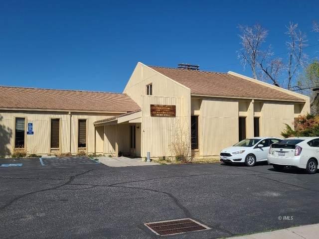 163 May Street, Bishop, CA 93514 (MLS #210814) :: Mammoth Realty Group