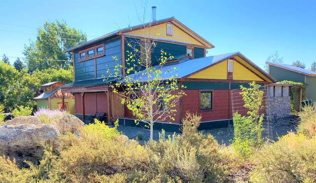 135 Twin Lakes Dr., Mono City, CA 93541 (MLS #210824) :: Mammoth Realty Group