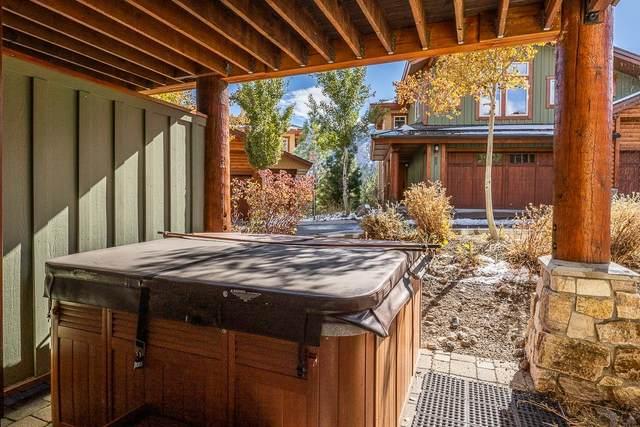 100 Juniper Springs Dr #16, Mammoth Lakes, CA 93546 (MLS #210877) :: Mammoth Realty Group