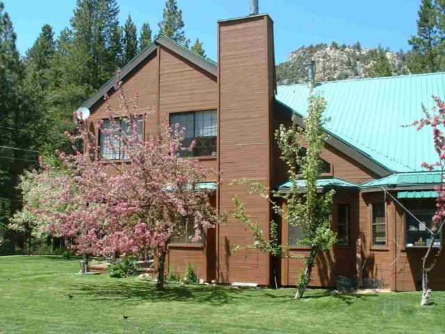 63 Shadow Pines Road, June Lake, CA 93529 (MLS #180208) :: Rebecca Garrett with Mammoth Realty Group