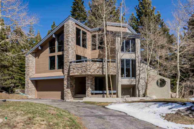 900 Majestic Pines Drive, Mammoth Lakes, CA 93546 (MLS #180275) :: Rebecca Garrett with Mammoth Realty Group