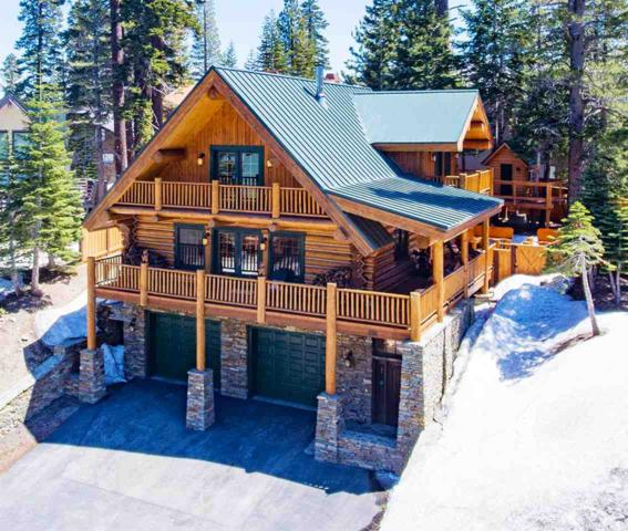 595 Canyon Blvd., Mammoth Lakes, CA 93546 (MLS #180303) :: Rebecca Garrett with Mammoth Realty Group