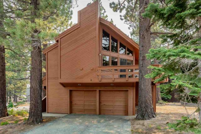 5 Pine Knoll Place, Mammoth Lakes, CA 93546 (MLS #180531) :: Rebecca Garrett - Mammoth Realty Group