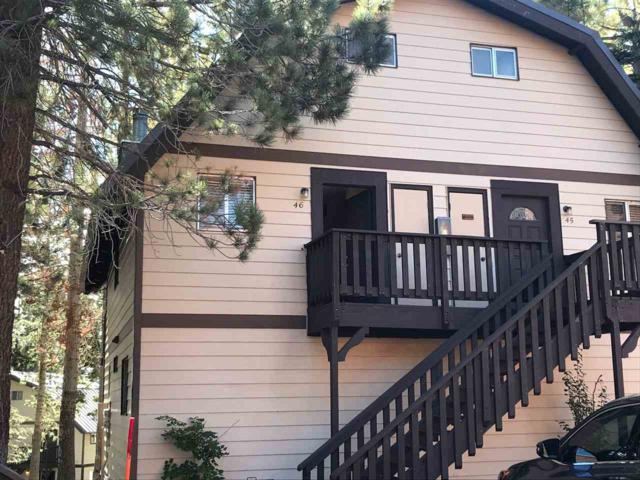 141 Lakeview Blvd #46, Mammoth Lakes, CA 93546 (MLS #180766) :: Rebecca Garrett - Mammoth Realty Group