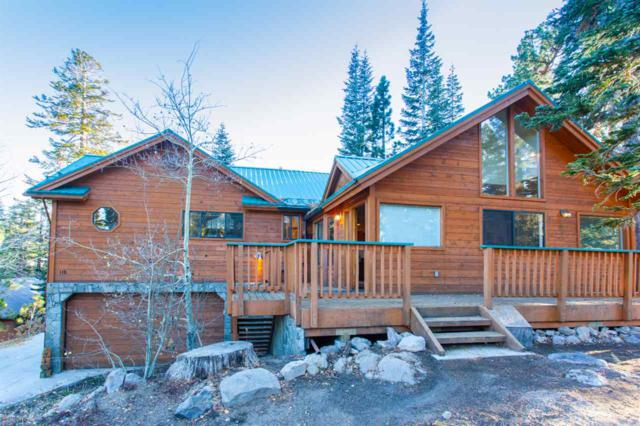 115 Beaver Trail, Mammoth Lakes, CA 93546 (MLS #180944) :: Rebecca Garrett - Mammoth Realty Group