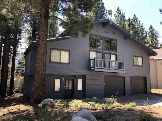 96 Holiday Vista Drive, Mammoth Lakes, CA 93546 (MLS #190143) :: Mammoth Realty Group