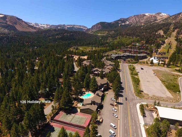 126 Holiday Vista Drive, Mammoth Lakes, CA 93546 (MLS #190518) :: Mammoth Realty Group
