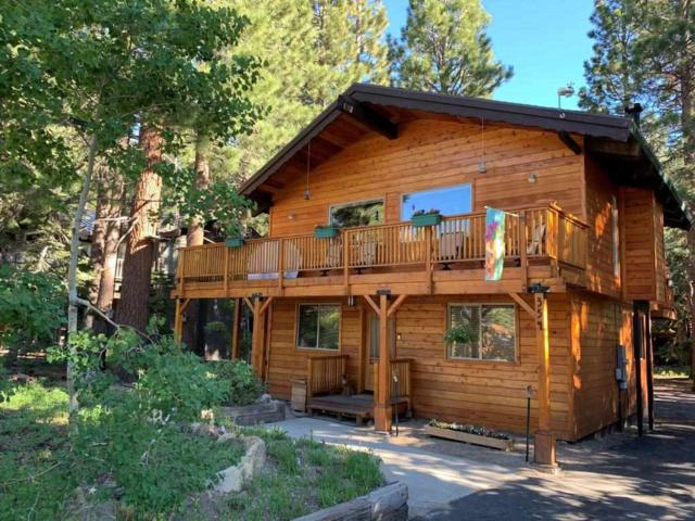354 St Anton Circle, Mammoth Lakes, CA 93546 (MLS #190547) :: Mammoth Realty Group