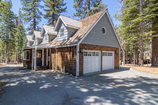 4 St Anton Circle, Mammoth Lakes, CA 93546 (MLS #190590) :: Mammoth Realty Group