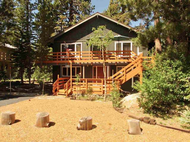 17 Pinehurst Rd, Mammoth Lakes, CA 93546 (MLS #190616) :: Mammoth Realty Group