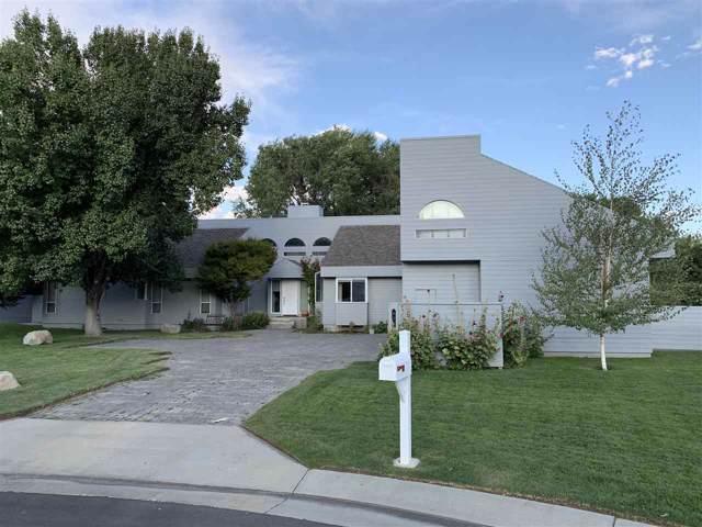 674 Snow Circle, Bishop, CA 93514 (MLS #190742) :: Mammoth Realty Group