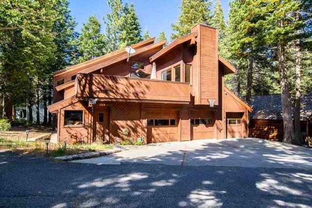 213 Tamarack Ln, Mammoth Lakes, CA 93546 (MLS #190842) :: Millman Team