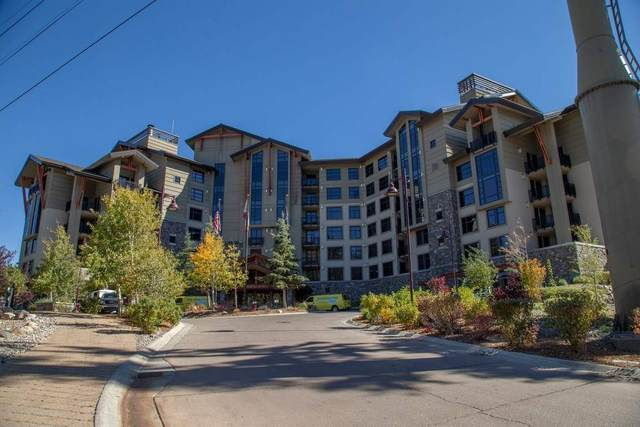 50 Hillside Dr. #618, Mammoth Lakes, CA 93546 (MLS #191030) :: Mammoth Realty Group