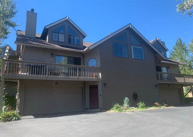123 Lake Manor Place Unit G, Crowley Lake, CA 93546 (MLS #200729) :: Mammoth Realty Group