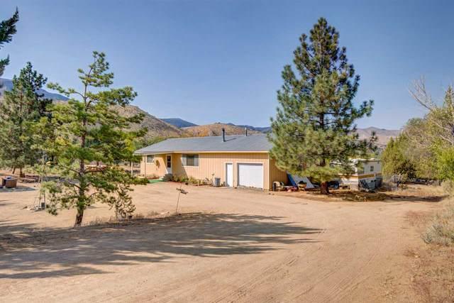 410 Pinenut, Walker, CA 92307 (MLS #200939) :: Mammoth Realty Group