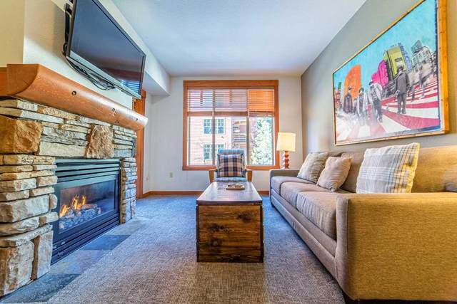 6201 Minaret Blvd #2206, Mammoth Lakes, CA 93546 (MLS #200958) :: Mammoth Realty Group