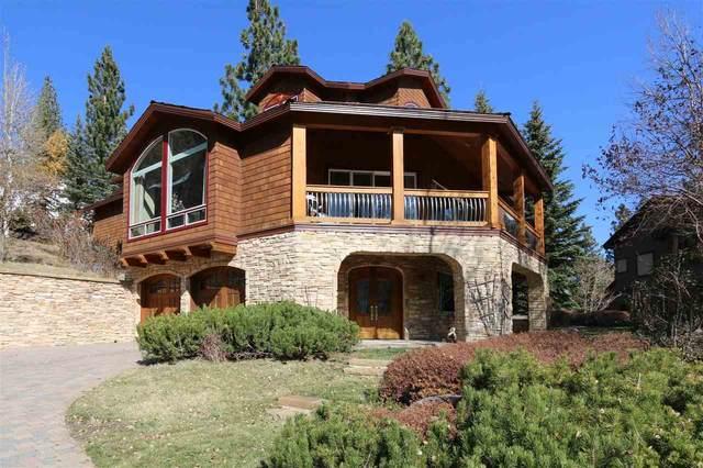 370 Ranch Road, Mammoth Lakes, CA 93546 (MLS #200966) :: Millman Team