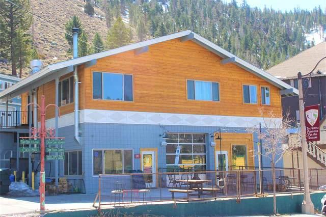 2587 Highway 158, June Lake, CA 93529 (MLS #210257) :: Mammoth Realty Group