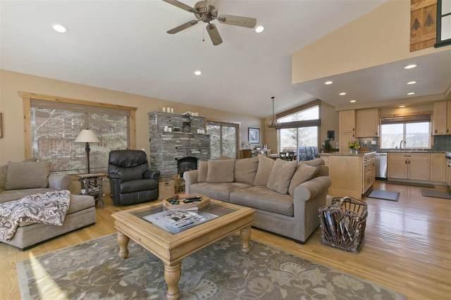 457 Wagon Wheel Road, Mammoth Lakes, CA 93546 (MLS #210319) :: Millman Team