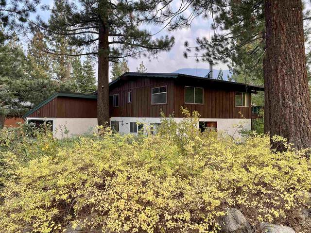 147 Hill Street, Mammoth Lakes, CA 93546 (MLS #210711) :: Mammoth Realty Group