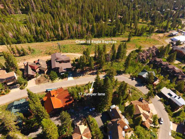 17 Old Juniper Lane, Mammoth Lakes, CA 93546 (MLS #180291) :: Mammoth Realty Group