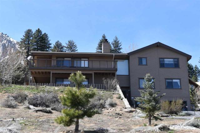 64 Foothill Road, Swall Meadows, CA 93514 (MLS #190092) :: Mammoth Realty Group