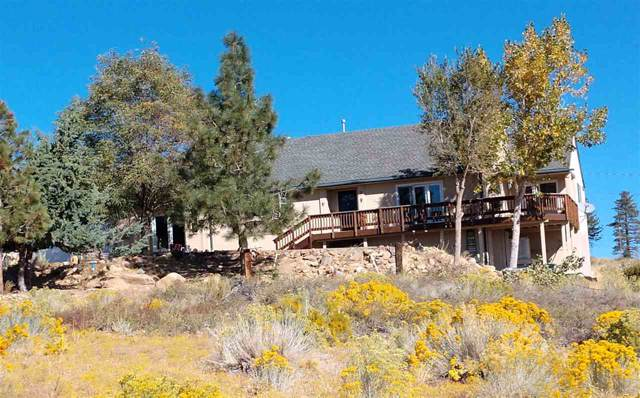 240 Mountain View Drive, Swall Meadows, CA 93514 (MLS #190797) :: Mammoth Realty Group