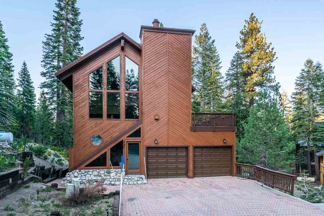 508 Hillside Place, Mammoth Lakes, CA 93546 (MLS #200805) :: Millman Team