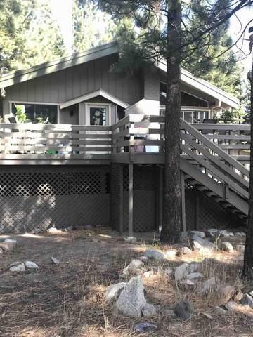 124 Hill St, Mammoth Lakes, CA 93546 (MLS #200813) :: Millman Team