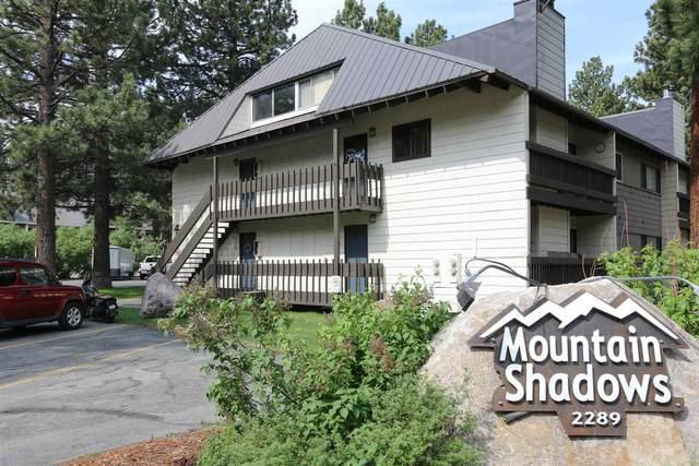 2289 Sierra Nevada Road #E-6, Mammoth Lakes, CA 93546 (MLS #210547) :: Millman Team
