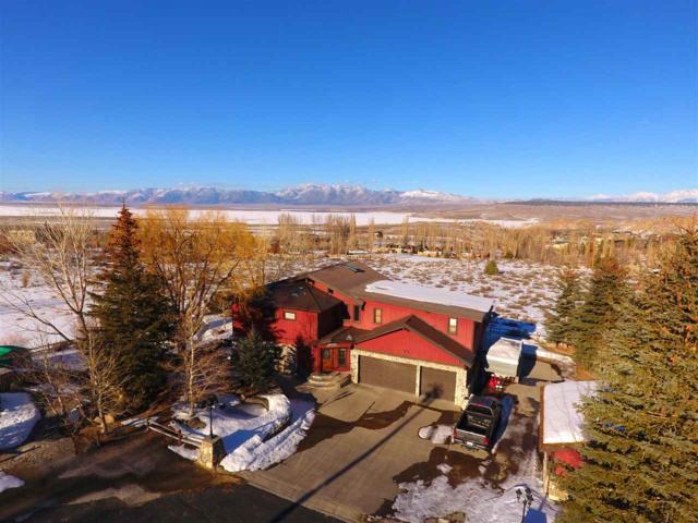 90 Aspen Place, Crowley Lake, CA 93546 (MLS #190079) :: Rebecca Garrett - Mammoth Realty Group