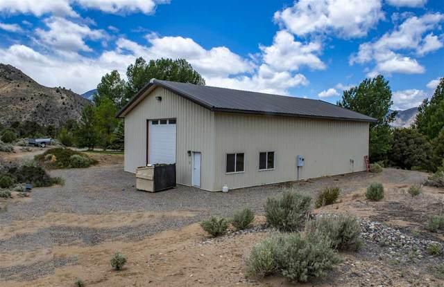 726 Burchum Flat, Coleville, CA 96107 (MLS #200169) :: Mammoth Realty Group