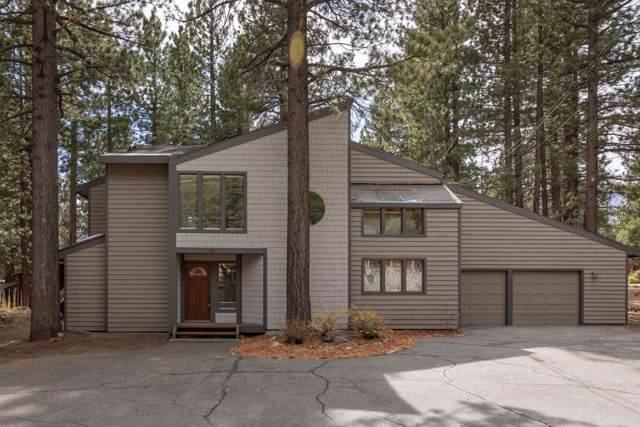 45 Snowcrest Avenue, Mammoth Lakes, CA 93545 (MLS #190815) :: Millman Team