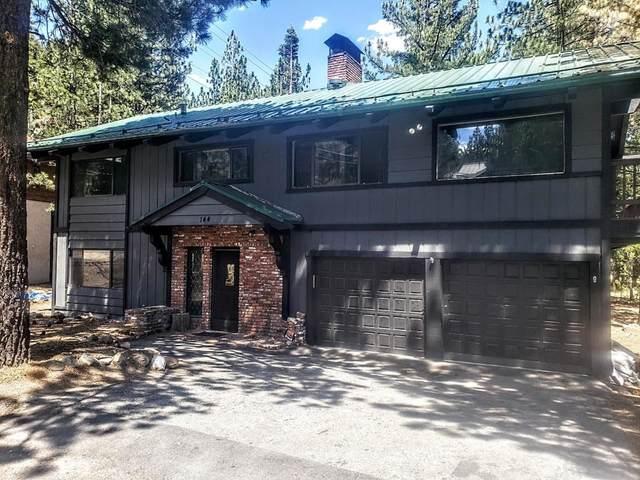 144 Forest Trail, Mammoth Lakes, CA 93546 (MLS #210324) :: Millman Team