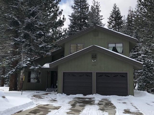 224 Crystal Lane, Mammoth Lakes, CA 93546 (MLS #180137) :: Rebecca Garrett with Mammoth Realty Group