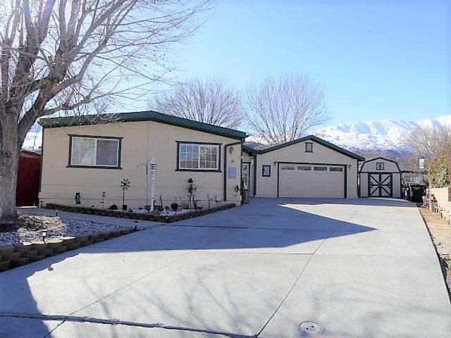 55 Tammy Way, Big Pine, CA 93513 (MLS #190088) :: Rebecca Garrett - Mammoth Realty Group