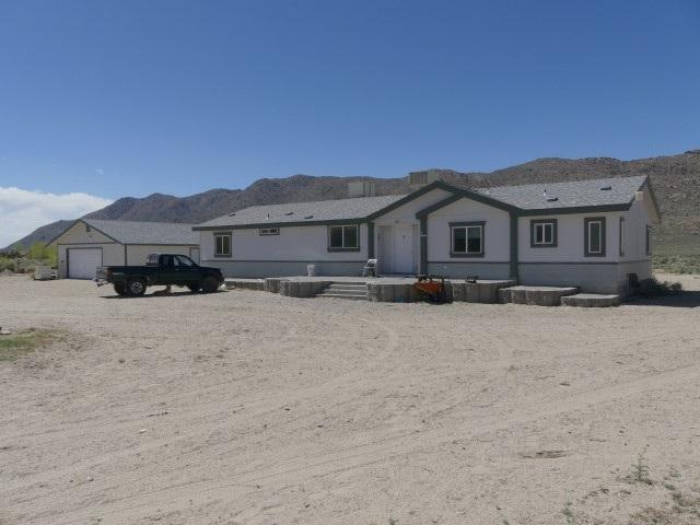207 Inca Place, Benton, CA 93512 (MLS #190330) :: Mammoth Realty Group