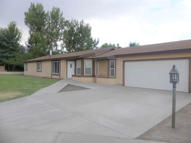 126 Olivia Lane, Big Pine, CA 93513 (MLS #190798) :: Mammoth Realty Group